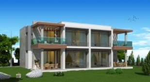 Apartment in Ortakent