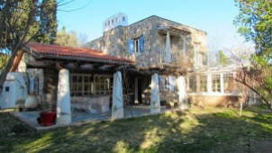Country stone house for sale on Ortakent