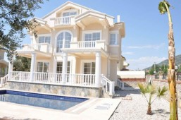 Luxury Ovacik villa for sale