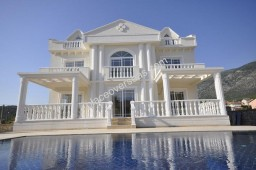 Ovacik white house property