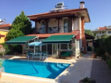 Ovacik refurbished villa for sale