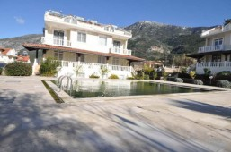 Fully furnished lovely apartments for sale in Ovacik