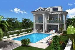 Modern Ovacik home