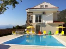 Villa in Ovacik with pool