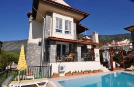 Ovacik sea view villa for sale