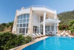 Five bed panoramic sea view villa in the heart of Kalkan