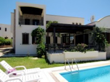 Bitez villa with private beach access for sale