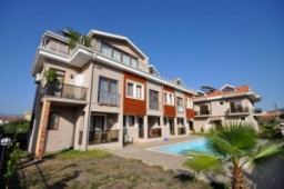 Fethiye duplex refurbished apartments for sale