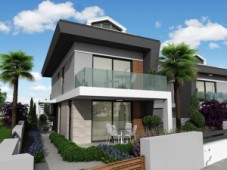 Fethiye detached villas for sale