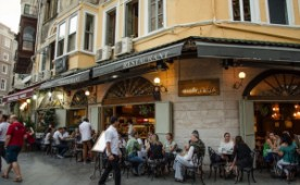 Istanbul restaurant for sale