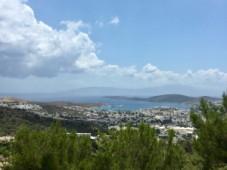 Bodrum sea view villa for sale