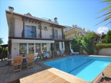 Sea view Calis villa for sale