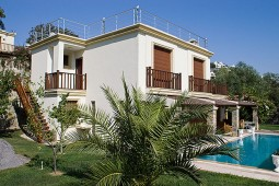 Seafront property in desirable Kudur Bodrum