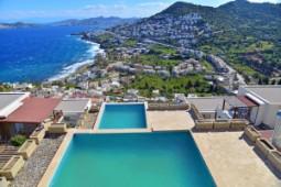 Yalikavak sea view apartment for sale
