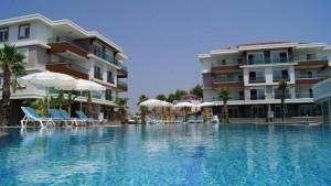 Side Antalya apartments