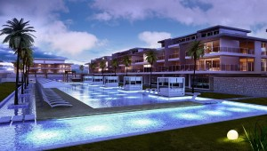 Luxury apartments for sale in Side complex