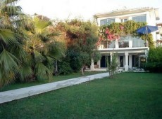 Villa on the beach Sovalye Island Fethiye