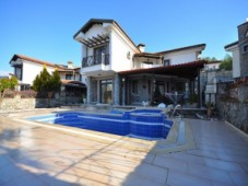 Beautiful stone villa for sale in Fethiye