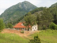Uzumlu villa for sale surrounded by nature
