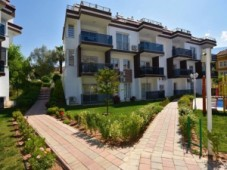 Fully furnished apartment for sale in Fethiye