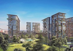 Investment apartments for sale in Istanbul