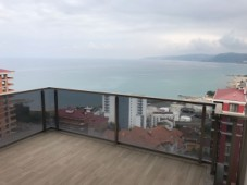 Sea view apartment for sale in Trabzon