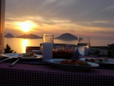 Turgutreis property with beautiful views
