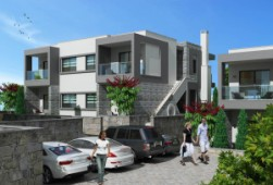 Turgutreis modern apartment for sale