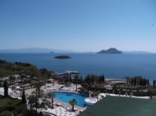 Bodrum sea view apartment for sale