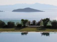 Turgutreis luxury island view villa for sale