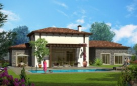 Buyukcekmece villas for sale