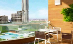 Uskudar luxury apartments for sale
