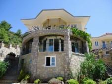 Reduced Uzumlu villa