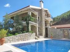 Uzumlu home with swimming pool