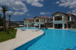 Uzumlu furnished villa for sale