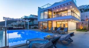 Ortalaan Kalkan villa for sale