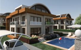 Luxury villa in Bursa for sale