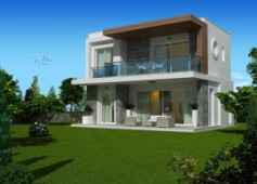 Yalikavak villas for sale