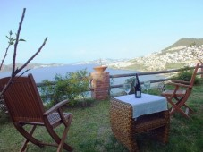 Superb views over Yalikavak Bay