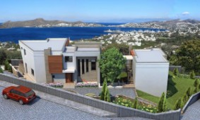 Villas street view